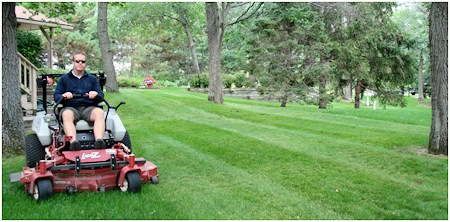 Smith S Lawn Services In Brainerd Minnesota